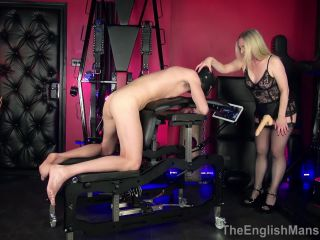 The English Mansion – Mistress Sidonia – Watch Your Hole Fucked – Part 1