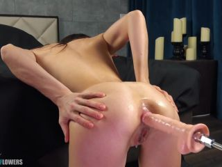Natalieflowers Double Penetration After Hard Anal Fuck