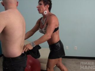 Anna Phoenixxx - She Knows What He Needs. And She Makes Him Do It.
