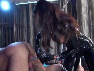 Bondage Male – Kinky Mistress – Lady Pias Slave Toy Part 2