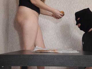 Dianascat - Eat a shitty burger [FullHD 1080P] - Screenshot 6