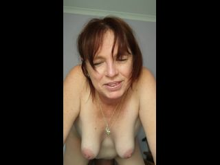 Wife anal fuck and sucking dick threesome homemade
