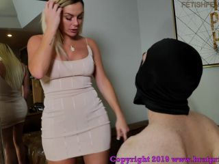 Brat Princess 2 – Becky – Chastity slave Used for Wallet and Worship
