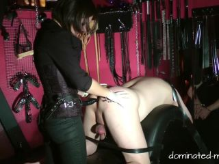 Cbt – Femdom and StrapOn Clips – At the end you are my Fucktoy