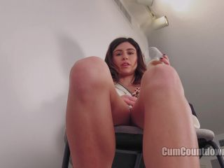 Soles – Nikki Next – Ready To Be My Footstool?