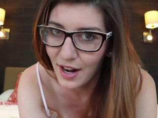 Amber Hahn – Just Another JOI Video