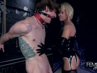 Starring Mistress Ash – VICIOUS FEMDOM EMPIRE – Ravaged by the Strap-on – Mistress Ash