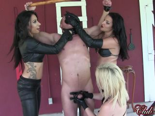 Michelle, Tangent & Rikki: Smothered and Milked
