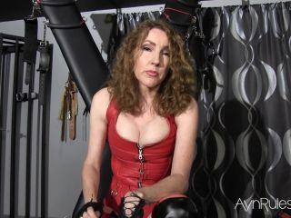mistress ayn – chastity lock down pov