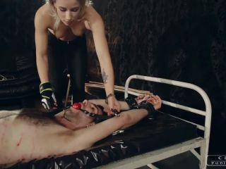 Cbt – CRUEL PUNISHMENTS – SEVERE FEMDOM – Anette's powerful session part3 – Mistress Anette