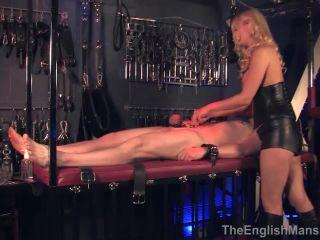 Sadistic Mistress – The English Mansion – Cruel Mistress Session Pt2 – Part 2 – Mistress Nikki