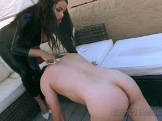 Submissive Training – THE MEAN GIRLS – Maid To Wear Panties – Princess Carmela