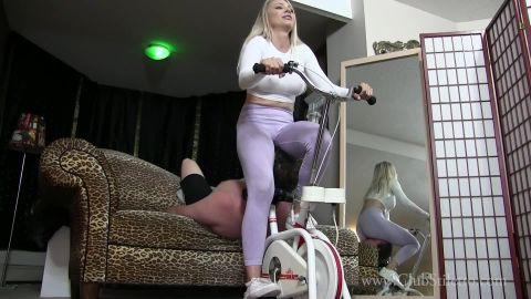 Miss Madison starring (Sweaty Ass, sweaty Pits for Her lucky bitch) of (Club Stiletto FemDom) studio [FullHD 1080P]