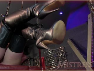 Jerk Off Instruction – Mistress – T – Fetish Fuckery – Leather Fetish JOI