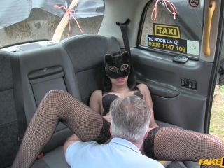 Role play pussy cat fantasy fuck