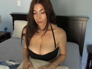 Porn online Tara Tainton -  Its Okay to Be So Excited about Mommys Big Boobies femdom