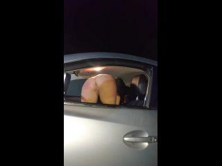 Adira Allure - Peeing out the Window of her Rental Car [FullHD 1080P] - Screenshot 4