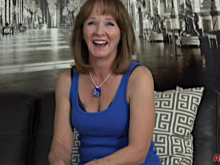 mature - Allover30 presents Cyndi Sinclair 51 years old Interview – 25.12.2018