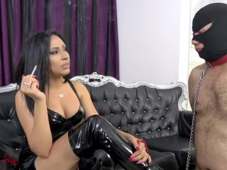 ebony feet fetish femdom porn | House Of Sinn – An Ashtray Swallows All (1080 HD) – Mistress Sheyla – Human Ashtray – Female Domination, Smoking | femdom