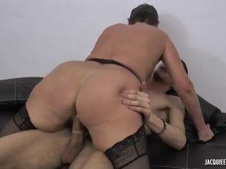 French Slut Anal