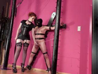 Mistress Lady Renee – Whipped balls