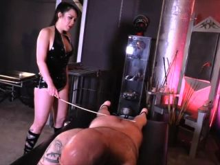 Latex – Cybill Troy FemDom Anti-Sex League – Caned for Her Pleasure Starring Lydia Supremacy