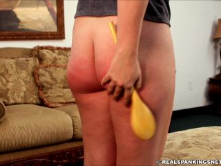 Spanked before Bed Time Part 2 of 2