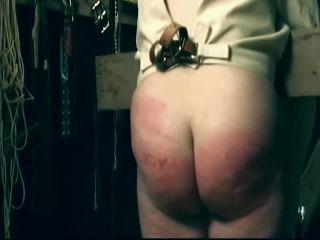 Brutal BDSM Extreme Slut – Straight Jacket Slut (181110)