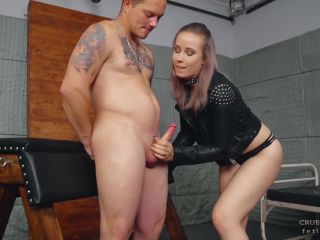 Cruel Anettes Fetish Store – Helping tongue FHD MP4