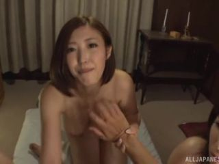 Awesome Hot milf xzuo eatured in a foursome action Video Online Japanese AV Model 720