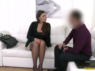 Milf Fucks Agent on Casting Couch
