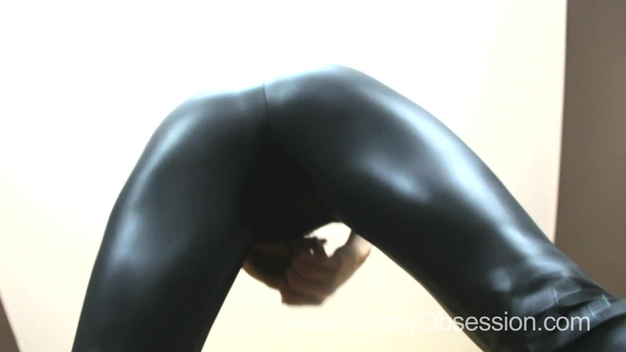 Big Ass Yoga Pants Cumshot