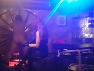 Danish Femdom – Amusement park part 1 – Hot Femdom – Spank, Female Domination on big ass silvia anal