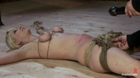 Kink.com- Something you have never seen before!An Amazing 3 girl scene with brutal bondage and orgasms!