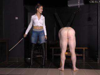 CRUEL MISTRESSES — FULL HD Every stroke is brutal. Starring Mistress Amanda