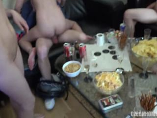 Czech Home Orgy 10 - Part 4
