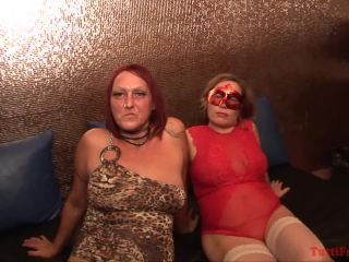 TuttiFrutti presents New swinger party with slutty MILF Ingrid – 04.11.2017