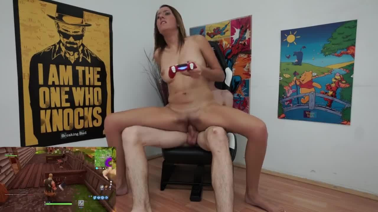 Sexy Strip Tease Masturbation