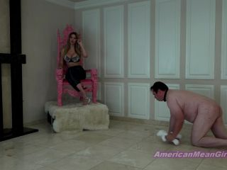 THE MEAN GIRLS  Love Letters From Losers Are Gross. Starring Superior Goddess Brooke