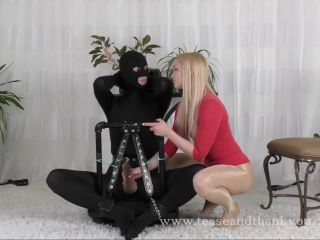 """Tease & Denial – Tease And Thank You – """"Virgin Games"""" by Mandy – Mandy Marx"""