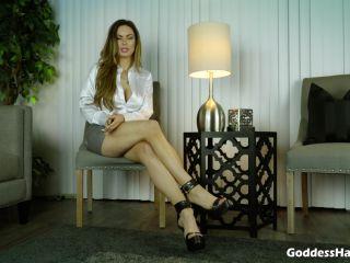 goddess harley - office girls paycheck slave