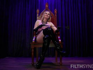 Domme Dresden — KINKY JOI: Lactating Bratty Domme