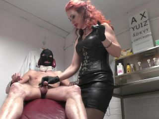 Medical Clinic – Mistress Lady Renee – Cock head needling