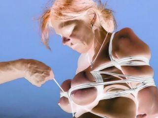 Outdoor Breast Suspension Orgasm_Challenge for Zooey Zara