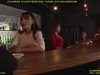 OYC-314 Strong Girl Bar Clerk ● Electric Sandwich!