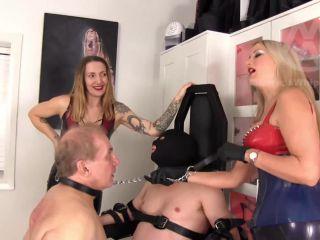 Nikki Whiplash — WL1482 — Cumslut Sucks Cock For Mistresses (1080 HD)