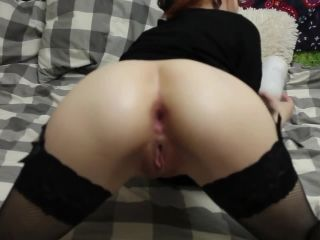 Insane anal fistingssian camwhore gapes huge and sloppy wrecked asshole!