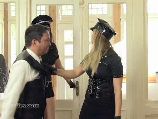 Flogger – FEMDOM-POV-CLIPS – Punished For Beeing A Pervert – Cassandra And Nemesis