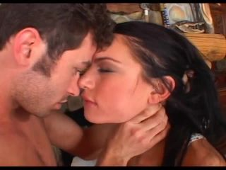 Micah Moore Loves James Deen's Big Cock In Her Pussy
