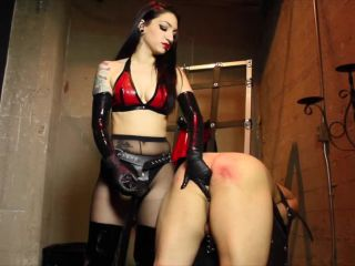 Chastity – Cybill Troy FemDom Anti-Sex League – Merciless Ass Fuck